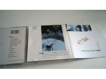 These Blue Days - Magic, CD, Album, rare!