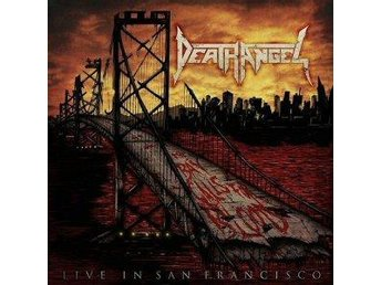 Death Angel -The bay calls for blood LP Live in San Francisc