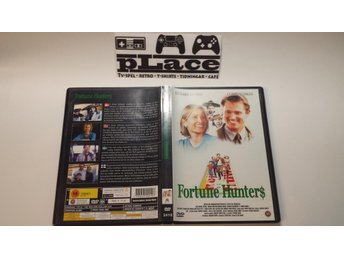 Fortune Hunters DVD