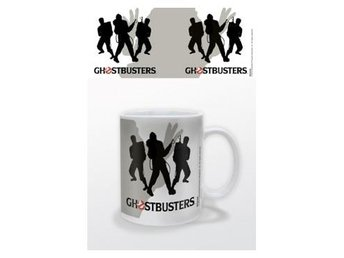 Ghostbusters Mugg Silhouettes