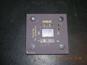 AMD Athlon 1400Mhz socket A A1400AMS3C