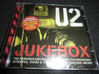 Mojo U2 Jukebox: Pere Ubu/Ramones/Cure - CD - 2005 - Ny