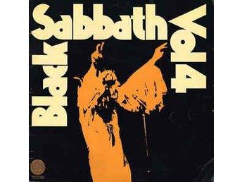 Black Sabbath - Black Sabbath Vol 4 LP - östersund - Black Sabbath - Black Sabbath Vol 4 LP - östersund