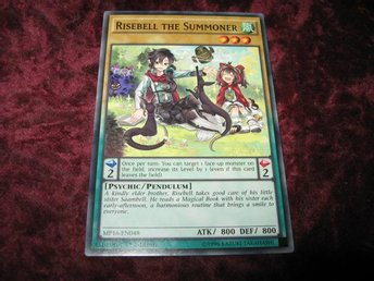 YU-GI-OH RISEBELL THE SUMMONER MP16-EN048