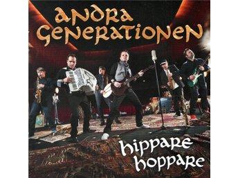 Andra Generationen - Hippare Hoppare - 2010 - CD - Bålsta - Andra Generationen - Hippare Hoppare - 2010 - CD - Bålsta