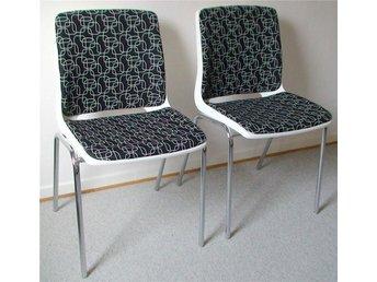 Två stolar RBM Ana helklädd - Göteborg - Två stolar RBM Ana helklädd - Göteborg