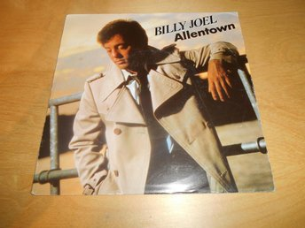 "Vinyl 7"" -  Billy Joel - 19kr"