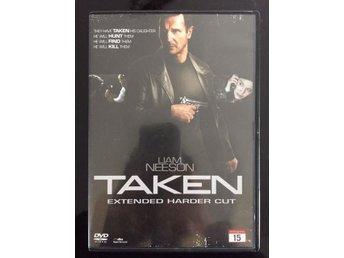 DVD - TAKEN Extended Harder Cut - Stockholm - DVD - TAKEN Extended Harder Cut - Stockholm