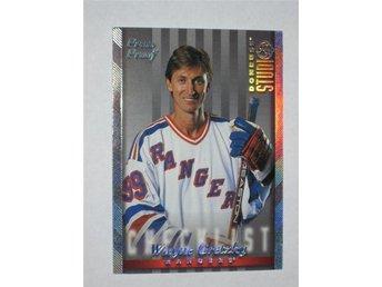 1997-98 Wayne Gretzky #109 Donruss Studio Press Proof Silver /1000 - Tingsryd - 1997-98 Wayne Gretzky #109 Donruss Studio Press Proof Silver /1000 - Tingsryd