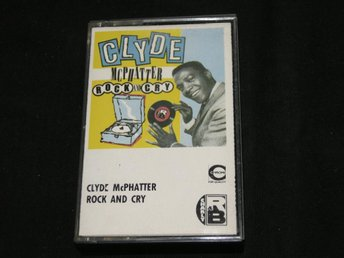 CLYDE McPHATTER  `ROCK AND CRY´