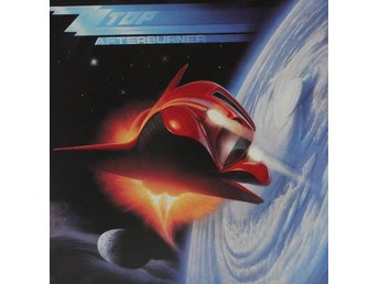 ZZ Top, Afterburner (CD)