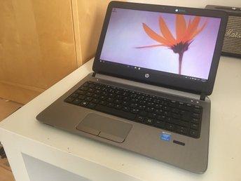 Riktig snygg HP Probook 430 G2 i5-5200U 8GB 500GB intel HD 5500. I nyskick, - Kiruna - Riktig snygg HP Probook 430 G2 i5-5200U 8GB 500GB intel HD 5500. I nyskick, - Kiruna