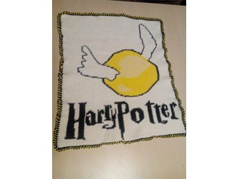 Harry potter babyfilt