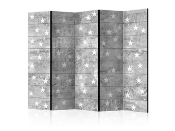 Rumsavdelare - Stars on Concrete II Room Dividers 225x172