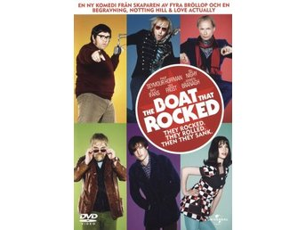 DVD - Boat That Rocked (Beg)