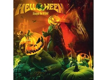 Helloween: Straight out of hell 2013 (CD)