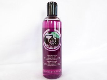 The Body Shop Frosted Plum Shower Gel 250 ml Ny/Oöppnad!