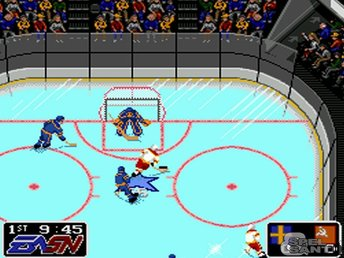 EA Hockey (Svensk Version)