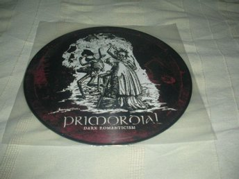 PRIMORDIAL-Dark Romanticism [Bild-LP] 2007 Ny! Pagan Black Metal