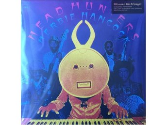 HERBIE HANCOCK - HEAD HUNTERS 180G NY LP MINT