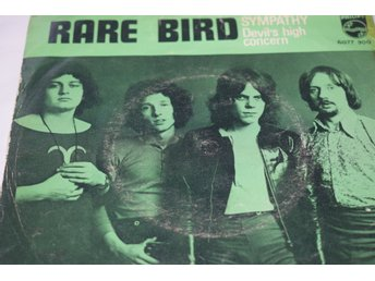 Rare Bird     Sympathy / Devil´s high concern