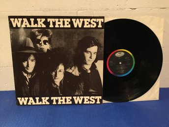 Walk The West - Walk The West Ger Orig-88 TOPPEX !!!!!