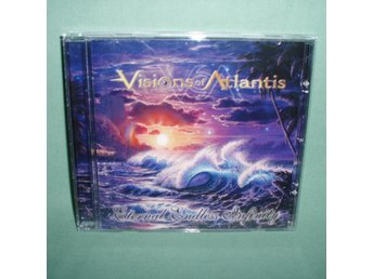 VISIONS OF ATLANTIS - Eternal endless infinity , CD bonustracks , ,