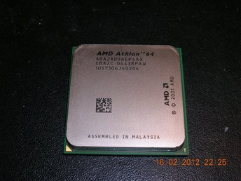 AMD Athlon 64 2800+ socket 754 ADA2800AEP4AX