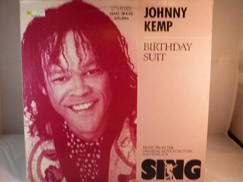 JOHNNY KEMP - BIRTHDAY SUIT ( MAXISINGEL )