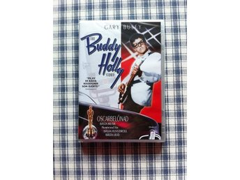 DVD-film The Buddy Holly Story. Inspelad 1978 i USA.