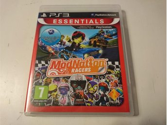 - ModNation Racers PS3 -
