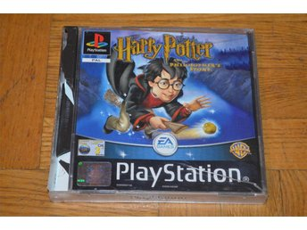 Harry Potter - And The Philosophers Stone  Playstation PS1 PSOne