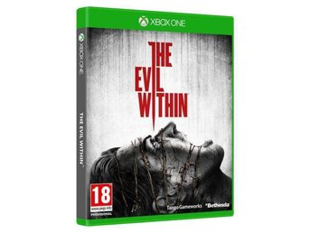 THE EVIL WITHIN--XBOX ONE--NYSKICK