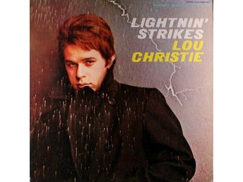 Lou Christie – Lightnin´ strikes, Lp vinyl
