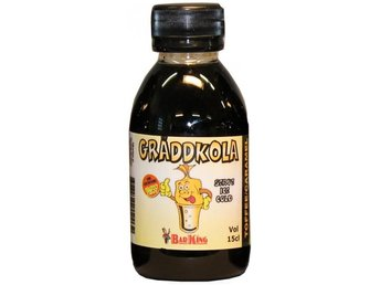 Barking Gräddkola Shots 15 cl
