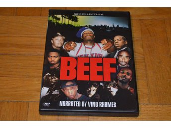 Beef ( Ving Rhames 50 Cent DMX Cypress Hill Ice-T Ice Cube Snoop Dogg ) - DVD R1