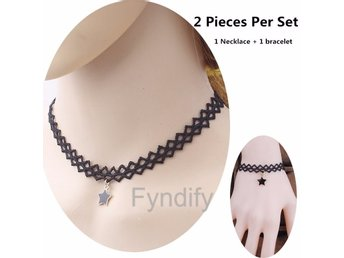 Halsband Set 2 Pieces Per Set