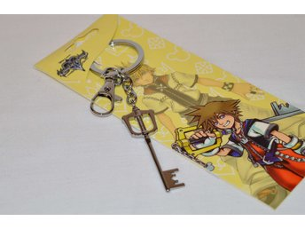 Kingdom Hearts nyckelring - Nyckel -