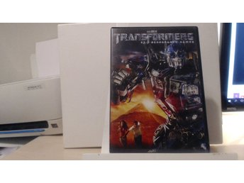 Transformers - De besegrades hämnd  - Sv. Text