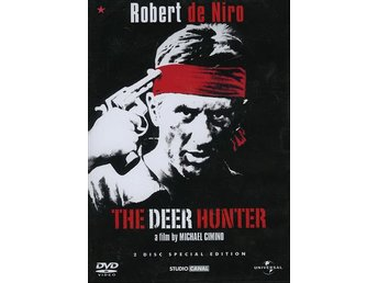 Deer Hunter - Collectors Edition (2-disc) 1978 DVD Thriller Krig DeNiro