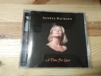 Agneta Baumann - A Time For Love, CD