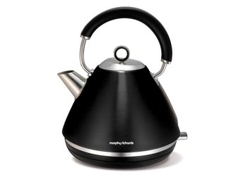 MORPHY RICHARDS Vattenkokare Accent Svart