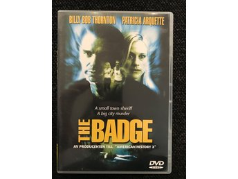 The Badge - DVD