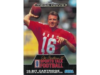 Joe Montana 2: Sports Talk Football - Megadrive