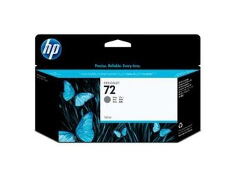 HP No72 Grey Ink Cartridge 130ml
