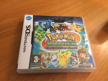Pokemon Nintendo ds spel.