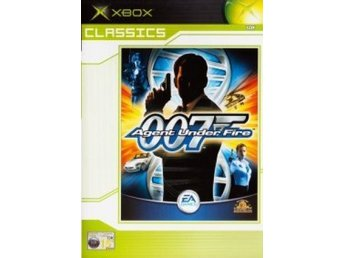 JAMES BOND 007 AGENT UNDER FIRE - XBOX SPEL