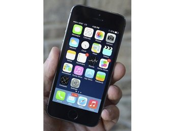 Apple iPhone 5S 16GB SpaceGrey (beg) Klass B