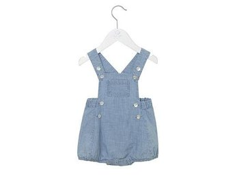 Jumpsuit i Denim - 0M (Rek pris: 299kr)
