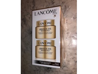 Lancome Absolu Eye Precious cells intense Revitalizing Eye cream duo 2 st pack
